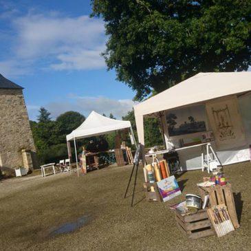 Exposition au château de Callac – 16 au 17 octobre 2017