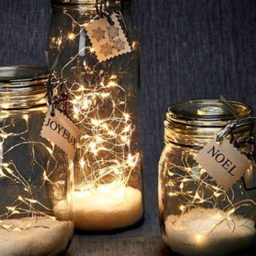 Inspiration de Noël pour une ambiance feutrée