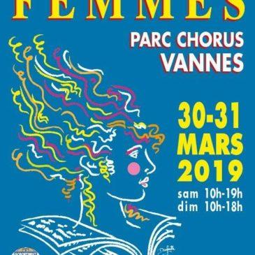 Talents de Femmes 2019 au au parc expo au Chorus de Vannes